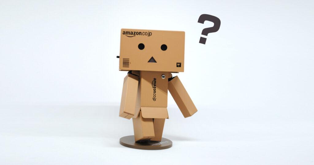 Amazonで購入した覚えのない商品が届いたときの原因