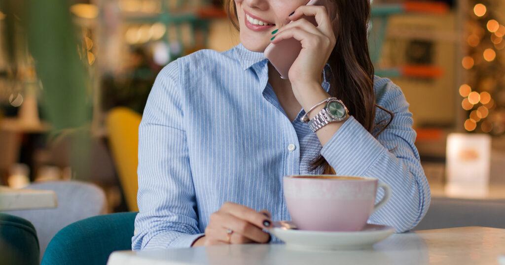 お客様が困らないカフェを選ぶべき