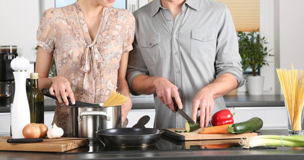 家事など一緒にやって妻の負担を減らす